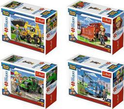 Trefl Mini Maxi - Bob Budowniczy, 20 elementów  (GXP-597803)