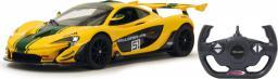 Jamara McLaren P1 GTR, 1:14, 2.4G, żółty (405092)