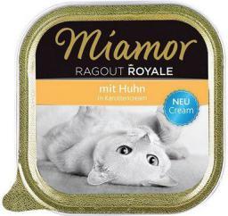 PONTONE Miamor - Ragout Royale Cream Kura 100g Szalka