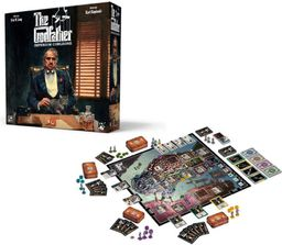 Portal Games The Godfather: Imperium Corleone