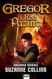 Gregor i Kod Pazura T.5  (207413)