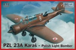 Ibg PZL 23A Karaś Polish Light Bomber (72505)