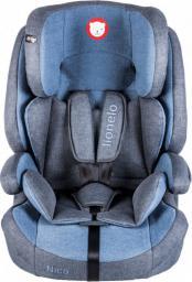 Fotelik samochodowy Lionelo Fotelik 9-36 kg Nico blue