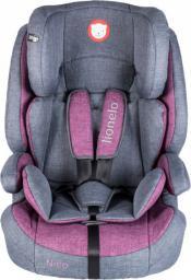 Fotelik samochodowy Lionelo Fotelik 9-36 kg Nico violet