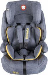 Fotelik samochodowy Lionelo Fotelik 9-36 kg Nico yellow