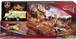 Mattel CARS 3 Arena Kraks Zwariowana Ósemka DXY95