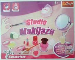 Trefl Science4You Studio makijażu Zestaw duży (GXP-601535)