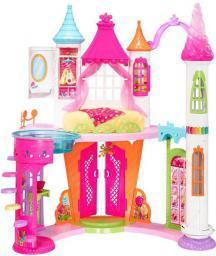 Mattel Barbie Pałac krainy słodkości (DYX32)