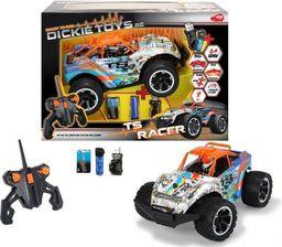 Dickie Samochód RC TS-Racer pomarańczowo-biały (201119231)