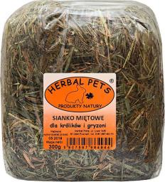 HERBAL PETS SIANO MIĘTOWE 300g