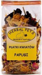 HERBAL PETS PŁATKI KWIATÓW PAPUGI 30G