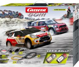 Carrera Tor GO!!! Let's Rally (62433)