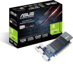 Karta graficzna Asus GeForce GT 710 1GB GDDR5 (32 bit) HDMI, DVI, D-Sub, BOX (GT710-SL-1GD5-BRK)