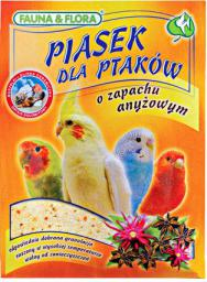 FAUNA and FLORA PIASEK ANYZOWY 1KG