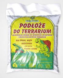 FAUNA and FLORA PODLOZE DO TERRARIUM 5L