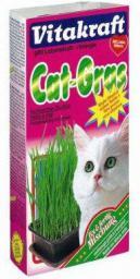 VITAKRAFT  VI CAT GRAS-TRAWA DLA KOTA 120G