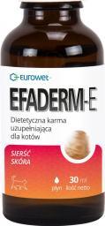 EUROWET Efaderm-e dla kota 30ml