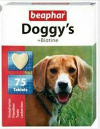 Beaphar BEAP DOGGY'S BIOTIN TABL. WITAM. DLA PSA 75SZT