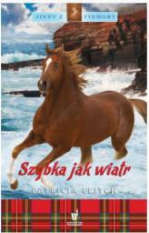 Jinny z Finmory 8. Szybka jak wiatr  (147798)