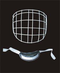 WORKER Maska hokejowa  Cage (144)
