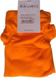 GRANDE FINALE Koszulka pooperacyjna dla kota pomarańczowa 25cm