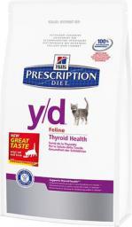 Hills Prescription Diet   y/d Feline 1,5kg