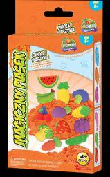 Russell Magiczny piasek Zestaw mini owoce i warzywa pomarańczowy