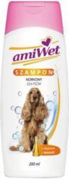 Amiwet Szampon norkowy z olejkiem musteli dla psa 200ml