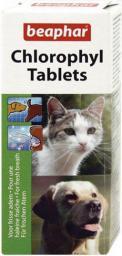 Beaphar Chlorophyl Tablets - preparat na czas cieczki/rui 30tabletek