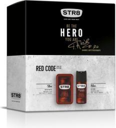 STR8 Red Code Zestaw prezentowy