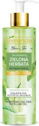 Bielenda Zielona Herbata Żel micelarny oczyszczający do twarzy   200ml