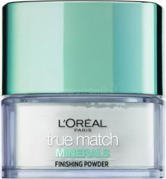 L'Oreal Paris True Match Minerals Mattifying Powder puder mineralny Translucent 10g