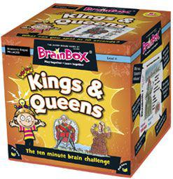 Albi BrainBox Kings & Queens - 244686
