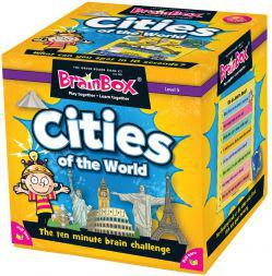 Albi BrainBox Cities of the World (244689)