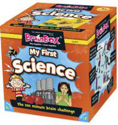 Albi BrainBox My First Science (244693)
