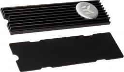EK Water Blocks Radiator do dysku m.2, czarny  (3830046991737)