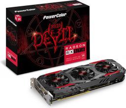 Karta graficzna Power Color Radeon RX 570 Red Devil, 4GB GDDR5 (256 Bit), DVI-D, HDMI, 3x DP (AXRX 570 4GBD5-3DH/OC)