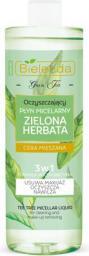 Bielenda Green Tea oczyszczający płyn miceralny 500ml