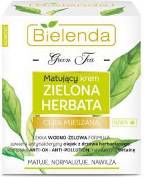 Bielenda Green Tea matujący krem dla cery mieszanej na dzień 50ml