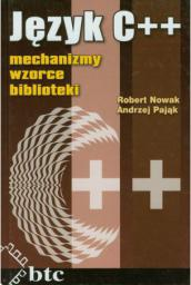 BTC Język C++ mechanizmy, wzorce, biblioteki