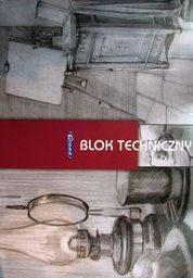 Blok biurowy Grand BLOK TECHNICZNY A4 GRAND  (150-1090)