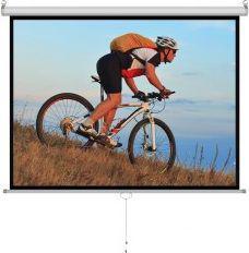 Ekran projekcyjny Art ręczny półautomat 4:3 (ER M150 4:3)