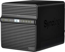 Serwer plików Synology DS418j