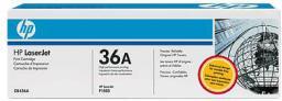 HP toner CB436A (black)
