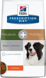 Hills Prescription Diet   Metabolic+Mobility Canine z Kurczakiem 12kg
