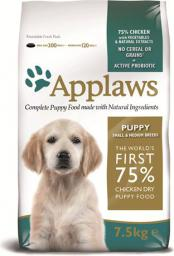 APPLAWS  Puppy Small & Medium Breed Kurczak 7,5kg