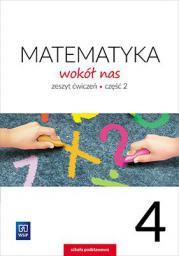 Matematyka Wokół nas SP 4/2 ćwiczenia