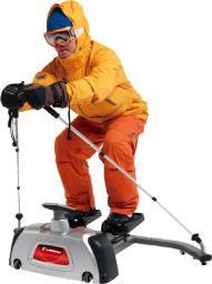 inSPORTline Symulator narciarski Tombos srebrny (6988)