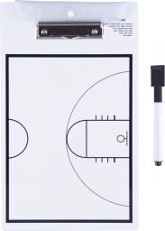 inSPORTline Tablica Taktyczna Trenera Do Koszykówki BK71  (13225)