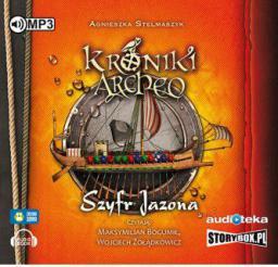 Kroniki Archeo. Szyfr Jazona cz. 8 audiobook (251073)